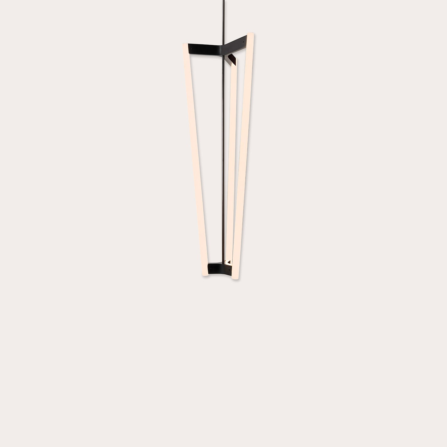 Tube Chandelier Lighting Michael Anastassiades Designer Furniture Sku: 717-100-10065