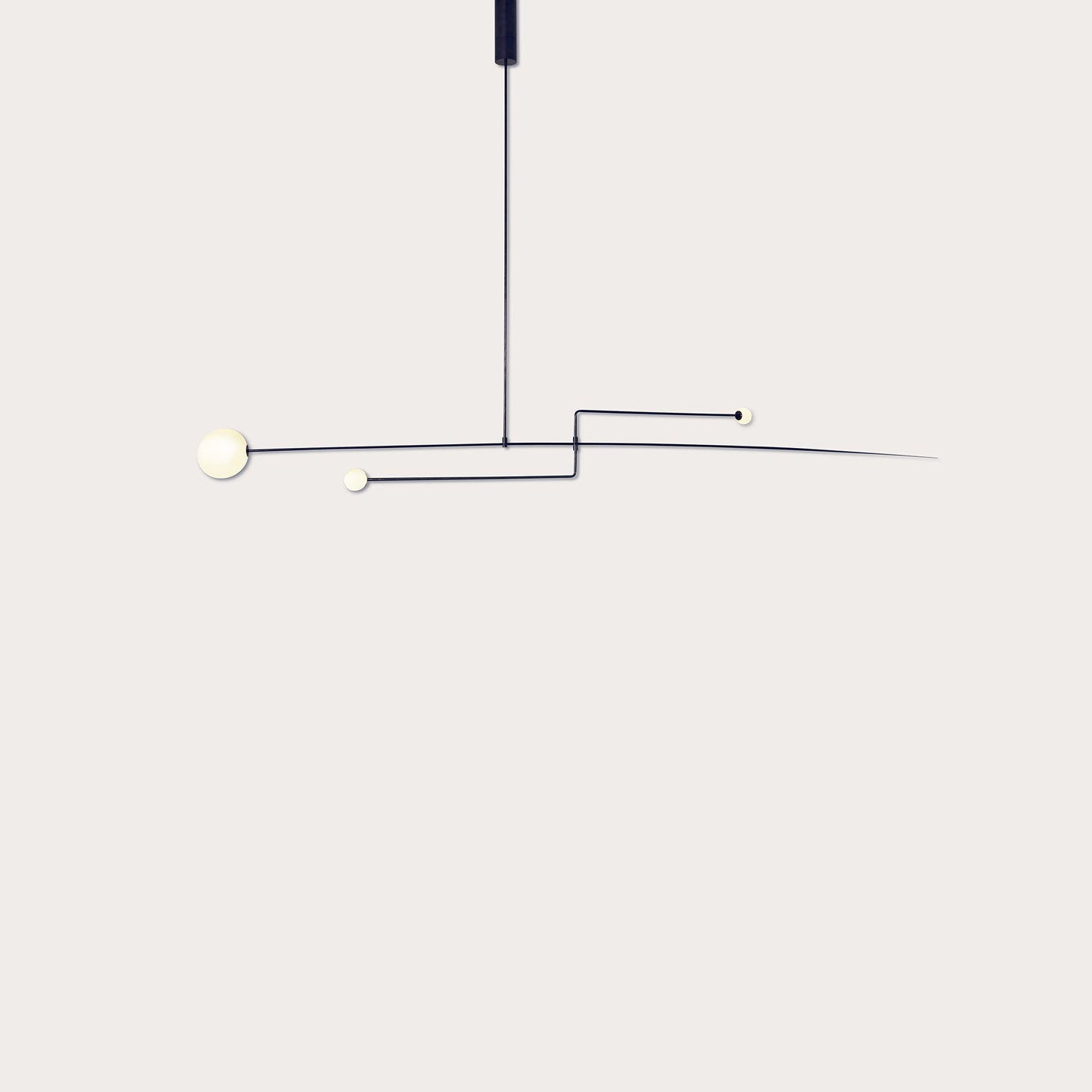 Mobile Chandelier 3 Lighting Michael Anastassiades Designer Furniture Sku: 717-160-10008