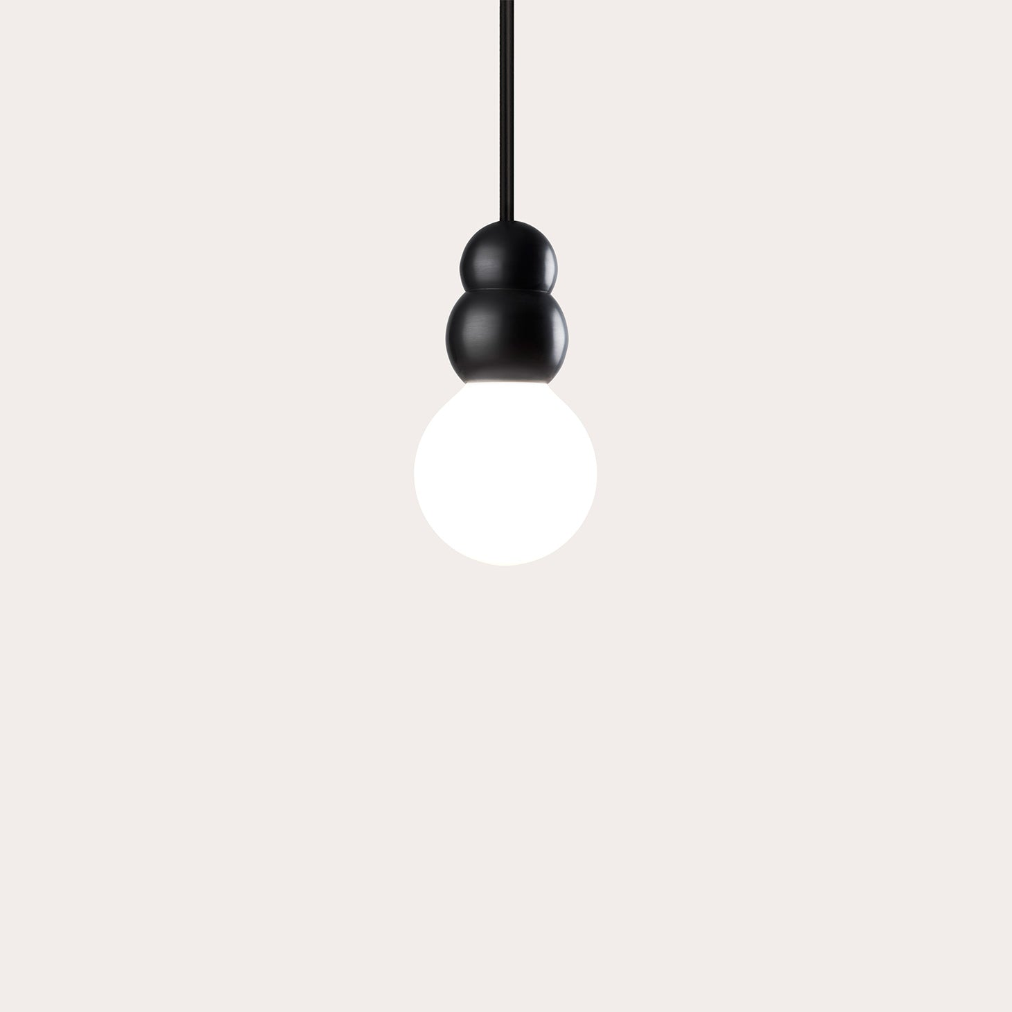 Ball Light Large Pendant Rod Lighting Michael Anastassiades Designer Furniture Sku: 717-160-10023