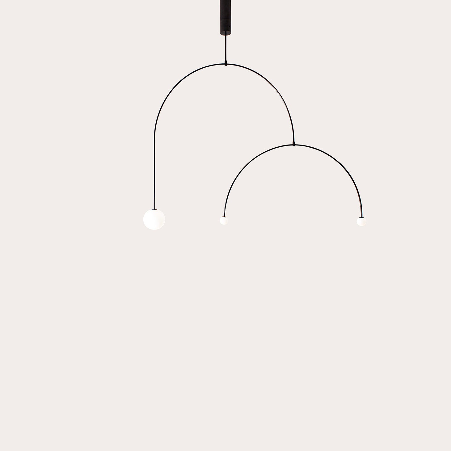 Mobile Chandelier 9 Lighting Michael Anastassiades Designer Furniture Sku: 717-160-10040