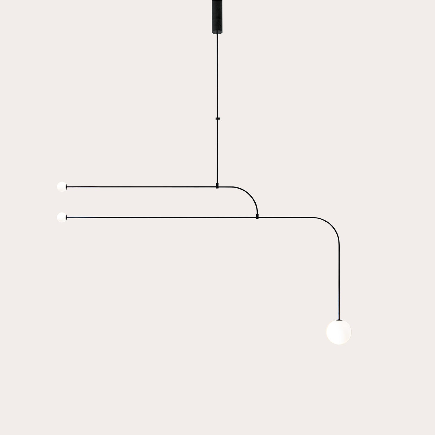 Mobile Chandelier 12 Lighting Michael Anastassiades Designer Furniture Sku: 717-160-10048