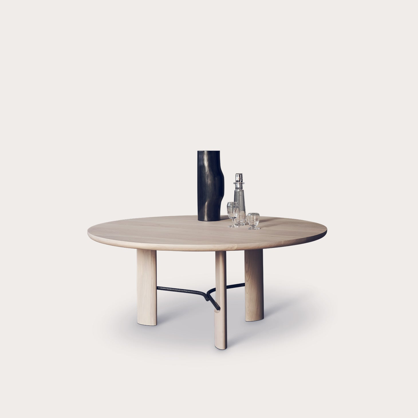 HUB Dining Table Tables Christophe Delcourt Designer Furniture Sku: 765-230-10022