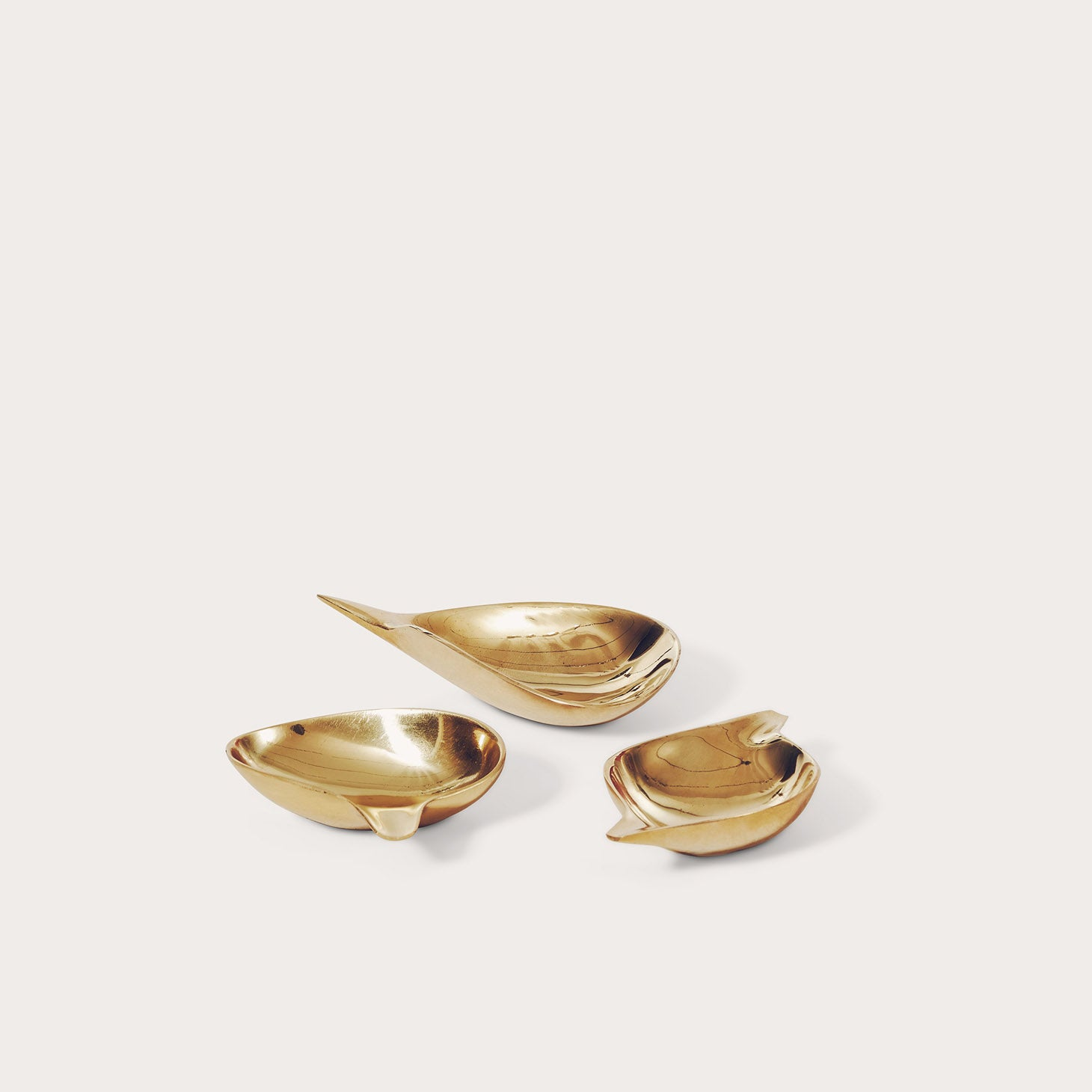 Ashtray Leaf Accessories Carl Auböck Designer Furniture Sku: 772-100-10045