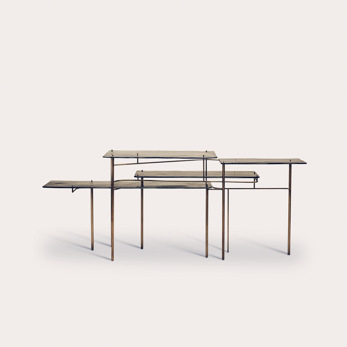 TARI Console Tables Bruno Moinard Designer Furniture Sku: 773-230-10008
