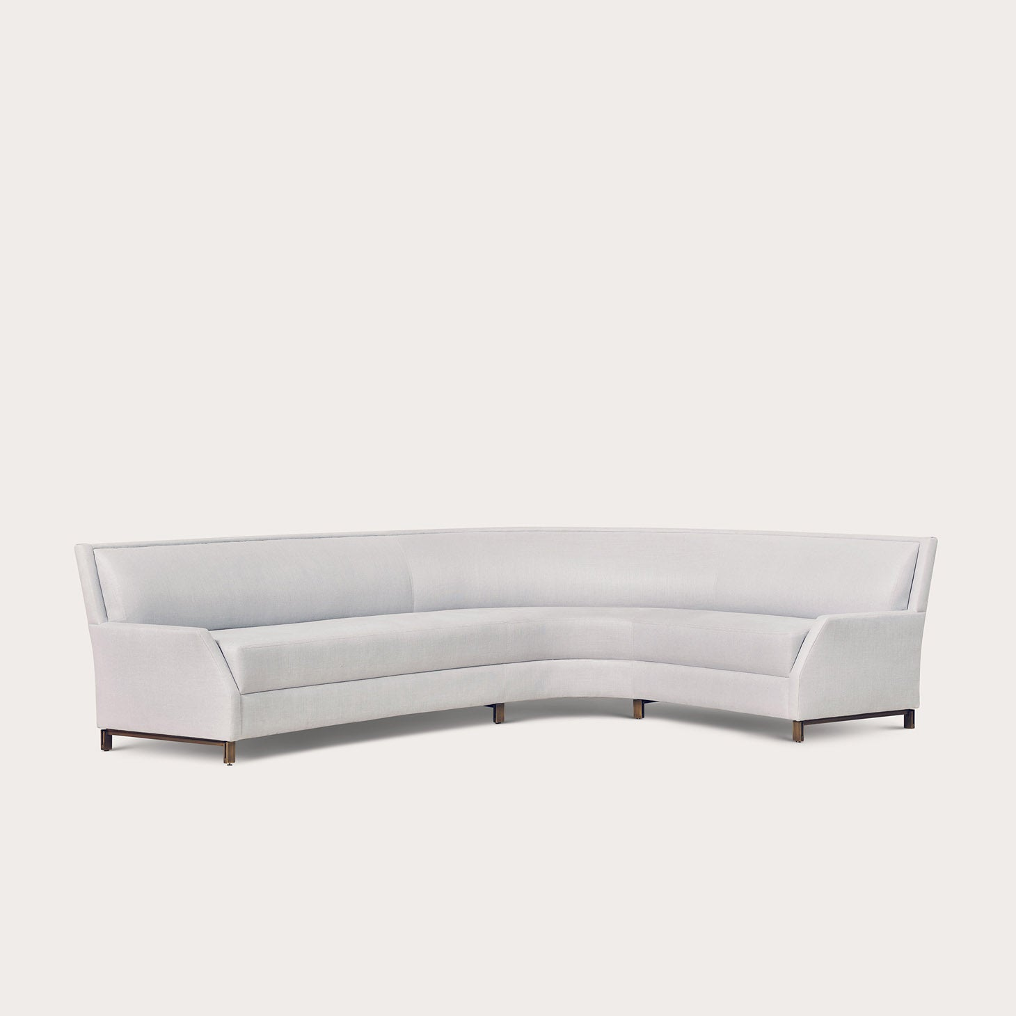 Perry Street Boomerang Seating Yabu Pushelberg Designer Furniture Sku: 990-240-10001
