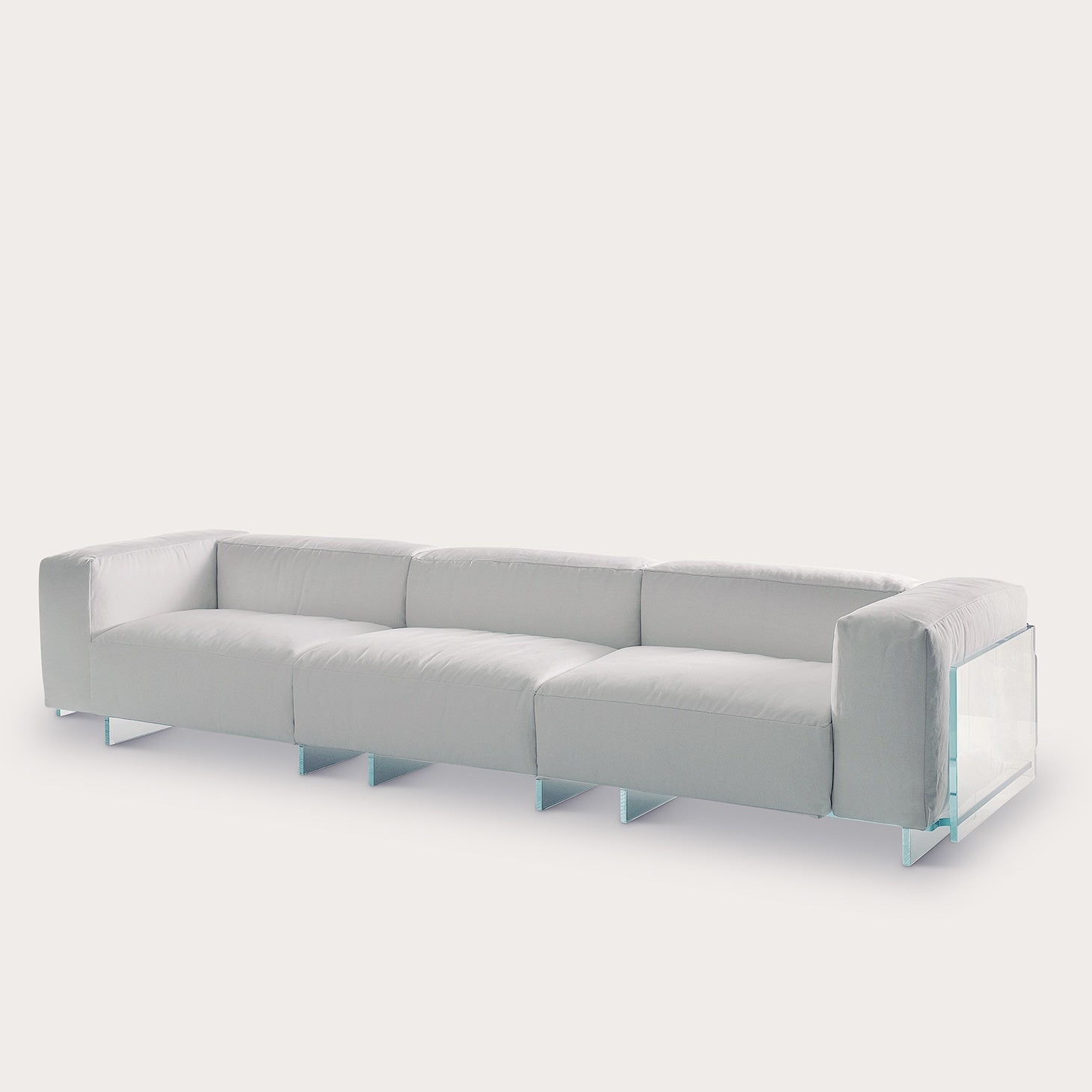 Crystal Lounge Seating Jean-Marie Massaud Designer Furniture Sku: 288-240-10020