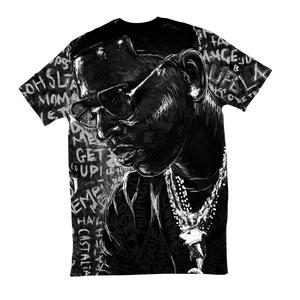 Thinking Out Loud Dolph Sublimation T-Shirt