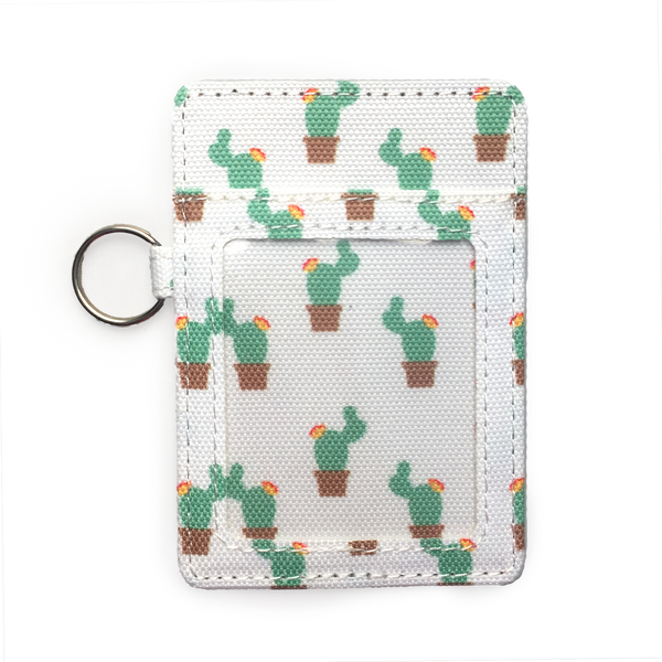 Brooklyn & Bailey Cactus Card Holder
