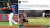 Kaleb Cowart (New York Yankees), Reviews Pocket Radar Smart Coach App System