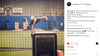 MLB Pitcher, Danny Farquhar, uses Pocket Radar Technology during Rehab - CBS Sports