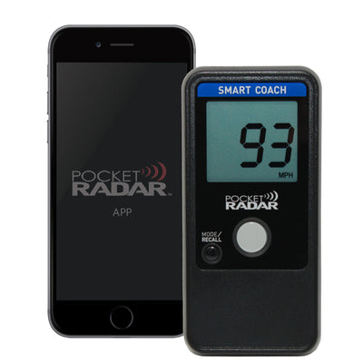 Introducing: Smart Coach Radar™ (Model SR1100)