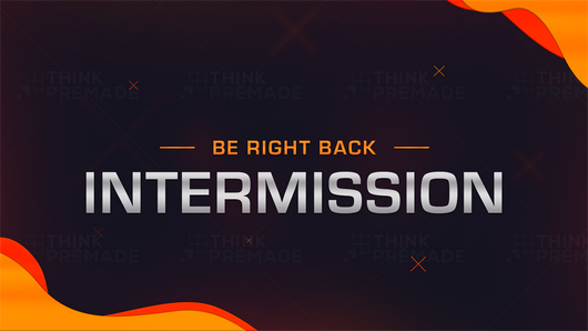 Fusion Screens - Twitch Screens - Stream Graphics - ThinkPremade