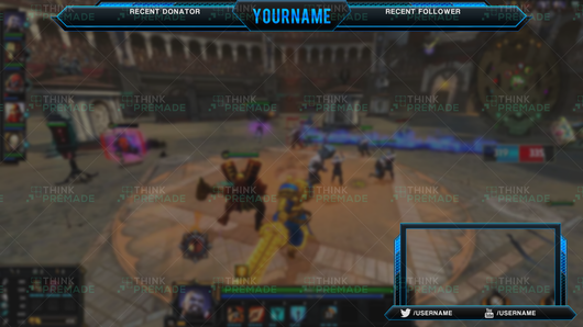 Nexus Overlay - ThinkPremade