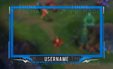 Twitch Webcam Overlay Preview