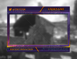 Twitch Webcam Overlay Ignite