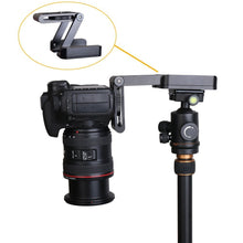 Flexi-Angle Tripod Head