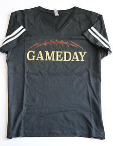 Women's Gameday Football Tee