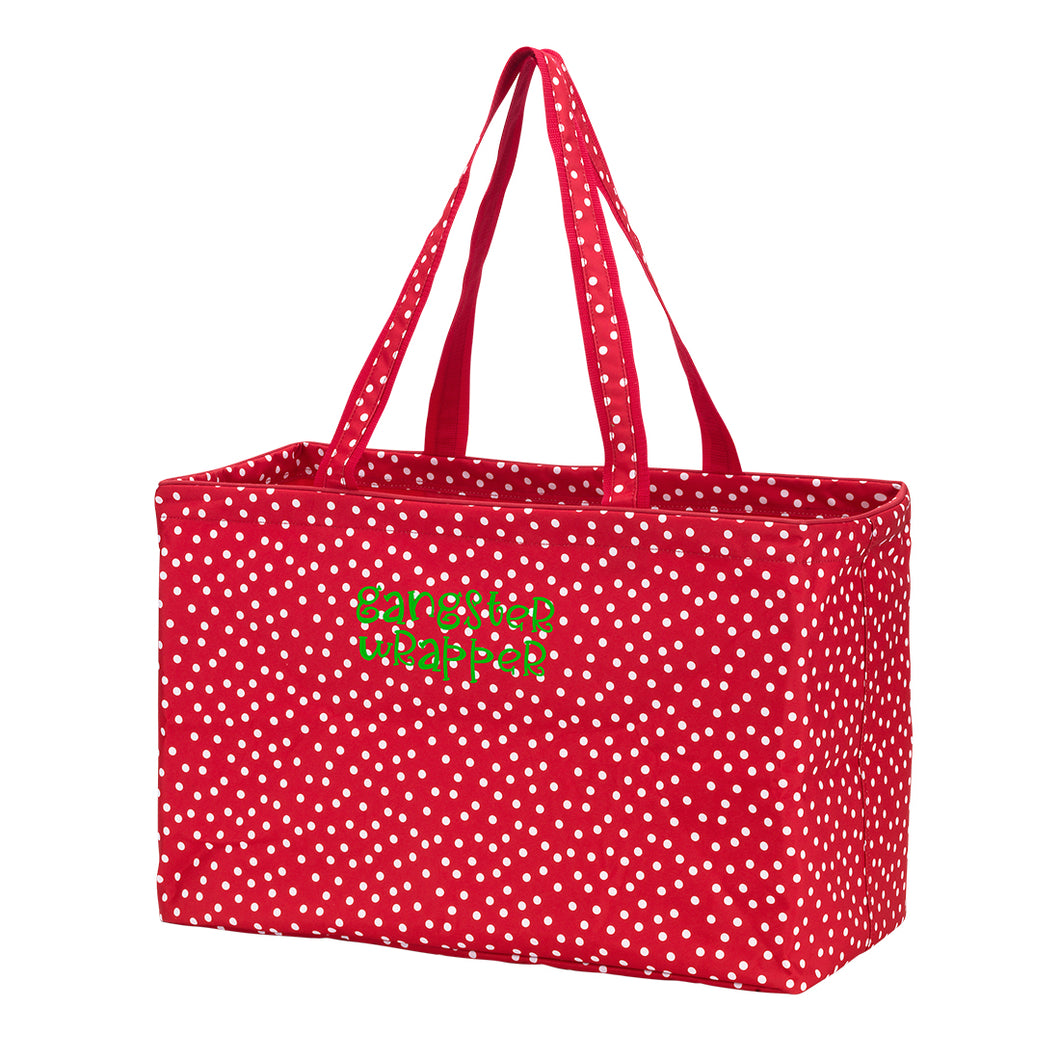 Red Dot Ultimate Tote - Gangster Wrapper