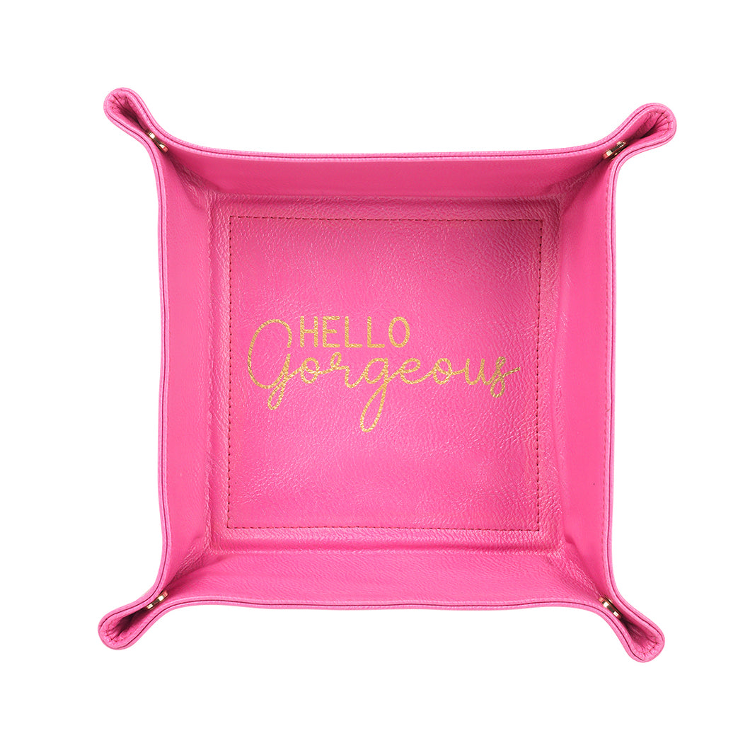 Trinket Tray - Hello Gorgeous