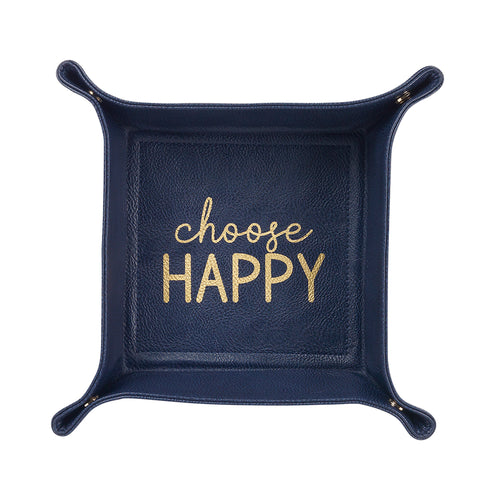 Trinket Tray - Choose Happy