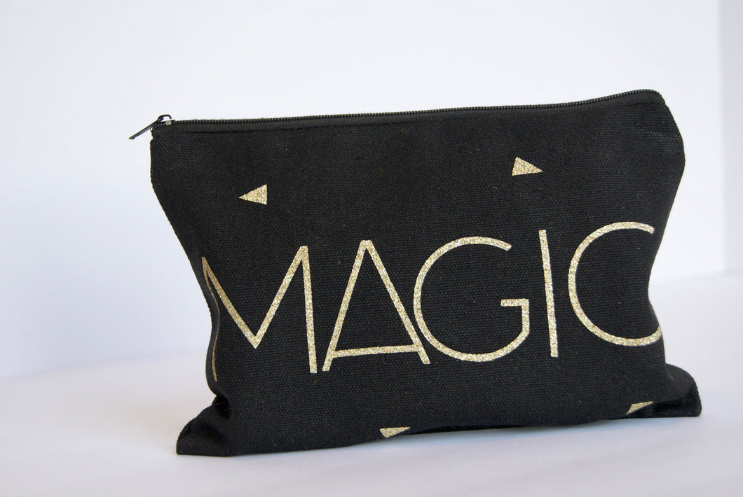 Magic Zipper Bag