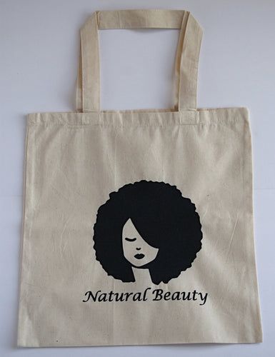 Natural Beauty Canvas Tote Bag