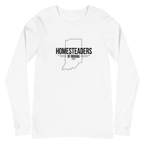 Homesteaders of Indiana Long Sleeve