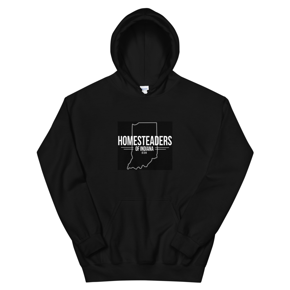 Homesteaders of Indiana Pullover Sweatshirt