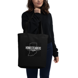Homesteaders of Indiana Tote Bag