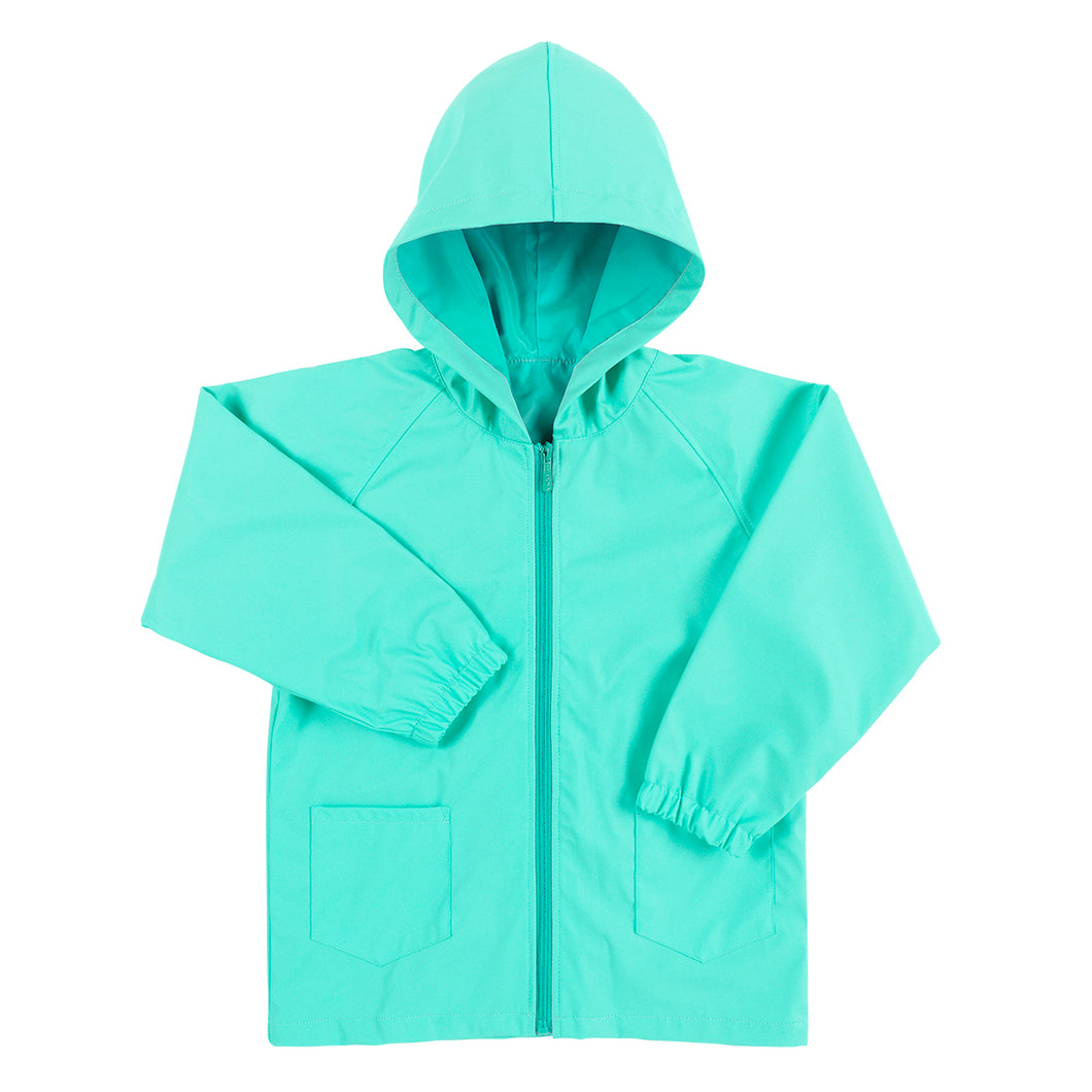 Kid's Rain Jacket - Mint
