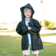 Kid's Rain Jacket - Black