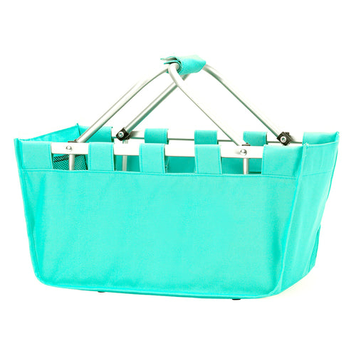 Mini Market Tote - Mint