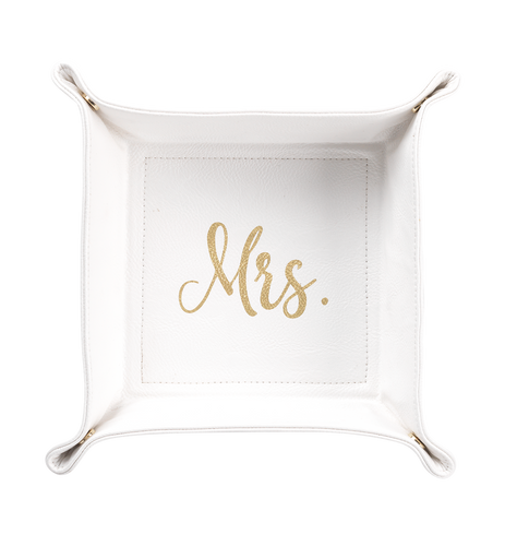 Trinket Tray - Mrs.
