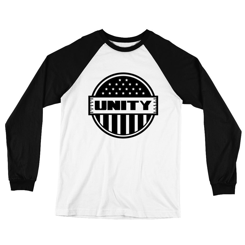 Unity: Long Sleeve Baseball T-Shirt