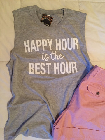 Happy Hour is the Best Hour Tank