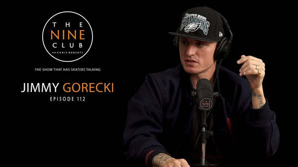 Standard Issue Tees Co-Founder Jimmy Gorecki on The Nine Club With Chris Roberts