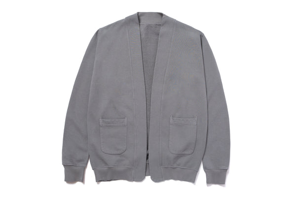 STANDARD CARDIGAN ACE GREY