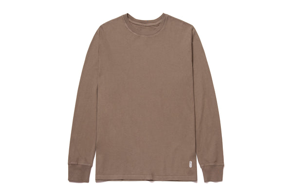 STANDARD LONG SLEEVE - SUEDE