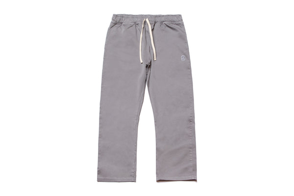 STANDARD SLACKER PANT ACE GREY