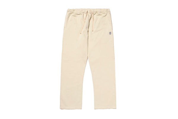 STANDARD SLACKER PANT CREAM