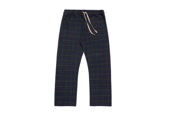 JAPAN YOSHIWA PLAID SLACKER PANT