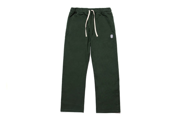 STANDARD SLACKER PANT HUNTER GREEN