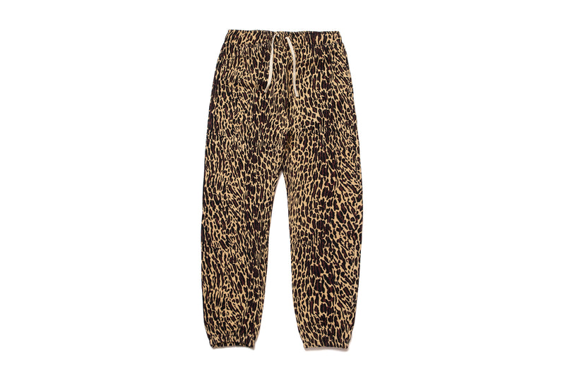 CHEETAH SWEATPANTS