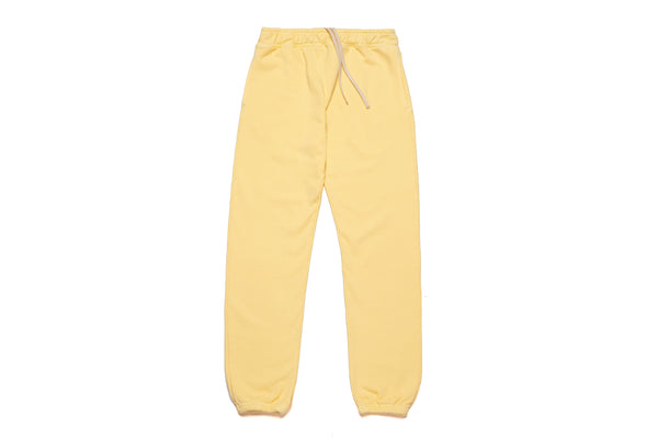 STANDARD SWEATPANTS YELLOW