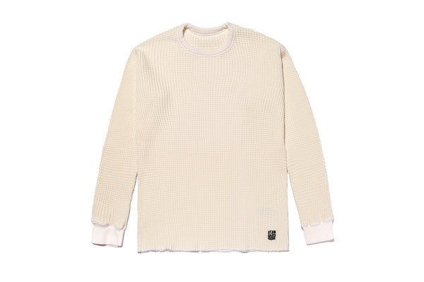 STANDARD THERMAL SWEATER NATURAL