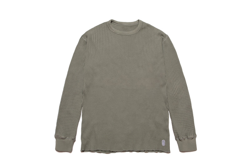 STANDARD THERMAL SWEATER CONCRETE