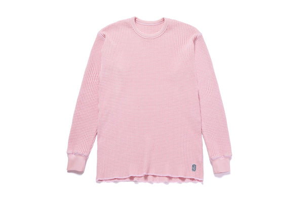 STANDARD THERMAL SWEATER LT PINK