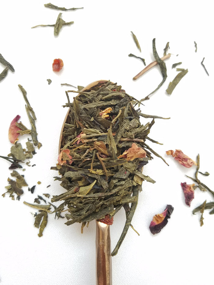 Cherry Blossom Green Tea - Limited Edition!!!