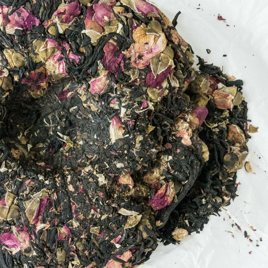 RBT - Rose Black Tea