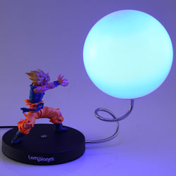 Dragon Ball Z Goku Kamehameha Lamp - Super Anime Store FREE SHIPPING FAST SHIPPING USA